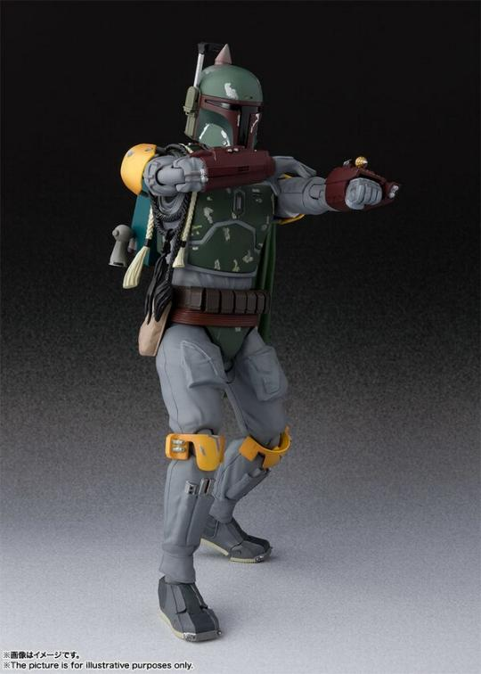 STAR WARS S.H.Figuarts - Boba Fett - Return Of The Jedi  Boba_f28