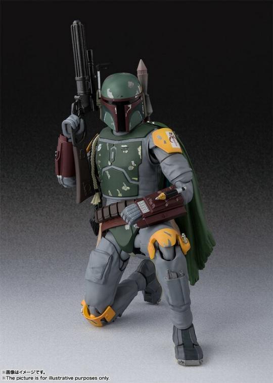 STAR WARS S.H.Figuarts - Boba Fett - Return Of The Jedi  Boba_f29