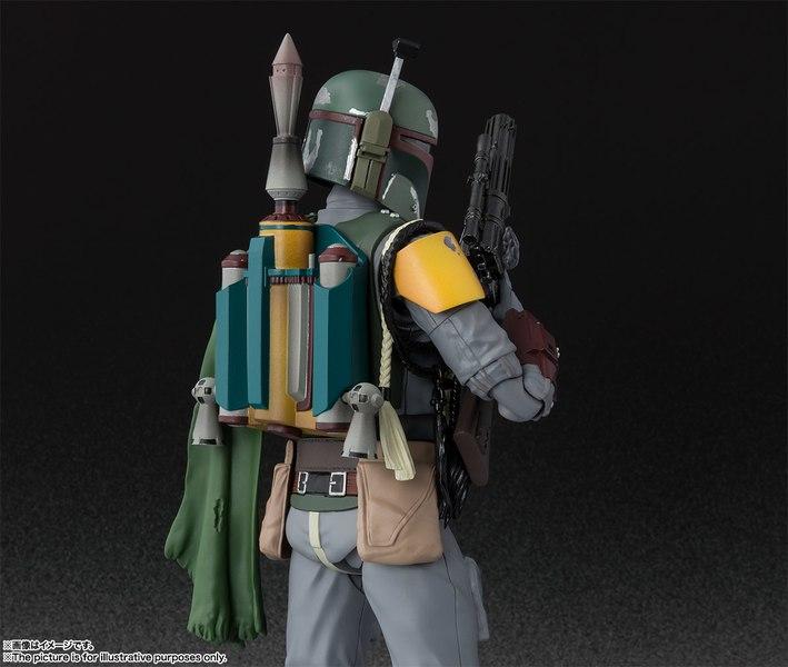STAR WARS S.H.Figuarts - Boba Fett - Return Of The Jedi  Boba_f31