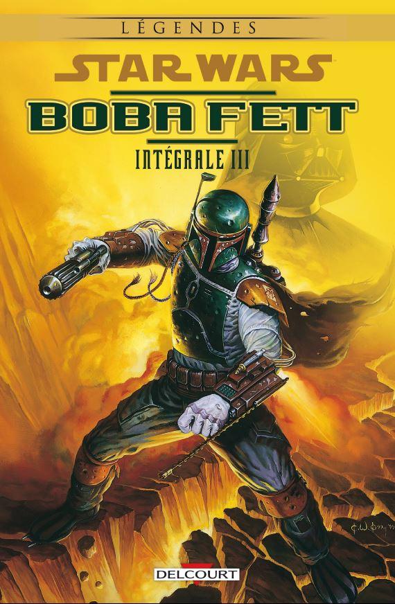 Star Wars Boba Fett - Intégrale volume 3 - DELCOURT Boba_f34