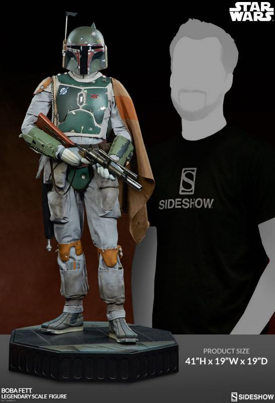 Sideshow Collectible - Boba Fett Legendary Scale Figure  Boba_l10