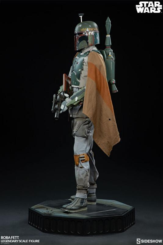 Sideshow Collectible - Boba Fett Legendary Scale Figure  Boba_l15