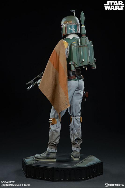 Sideshow Collectible - Boba Fett Legendary Scale Figure  Boba_l16