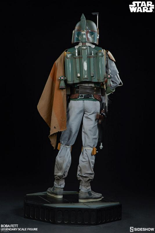 Sideshow Collectible - Boba Fett Legendary Scale Figure  Boba_l17