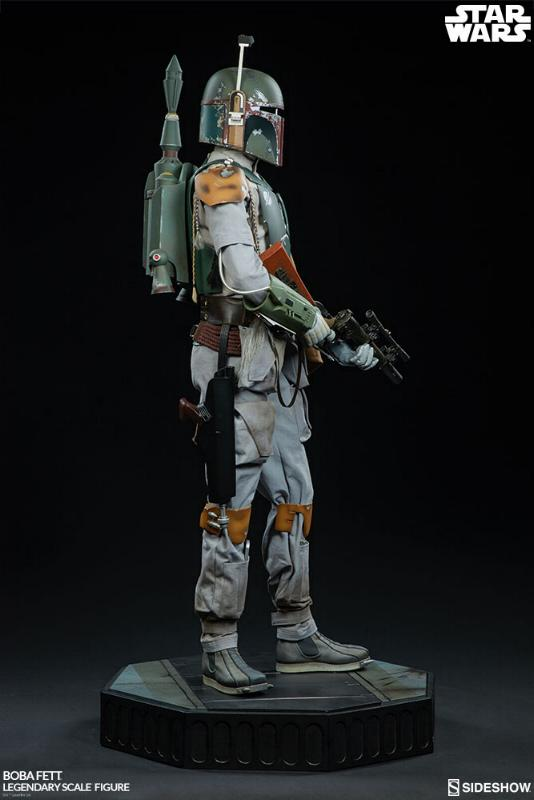 Sideshow Collectible - Boba Fett Legendary Scale Figure  Boba_l18