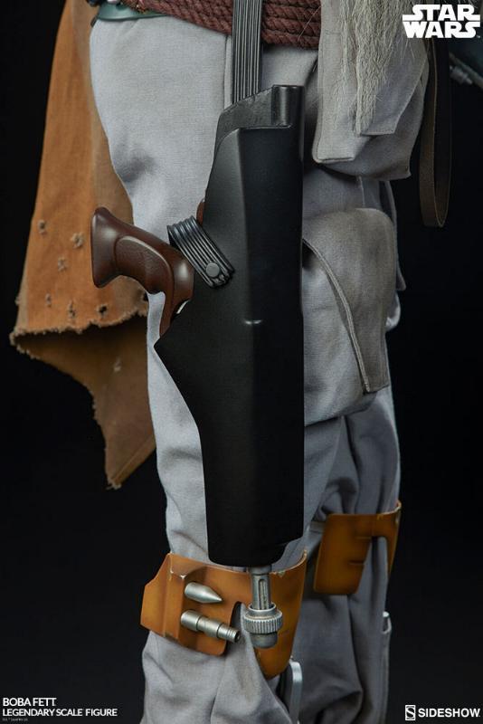 Sideshow Collectible - Boba Fett Legendary Scale Figure  Boba_l33