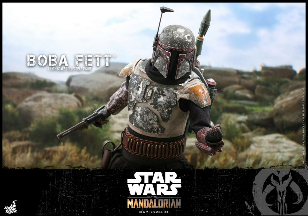 Boba Fett - The Mandalorian - 1/6th - Hot Toys Boba_m49