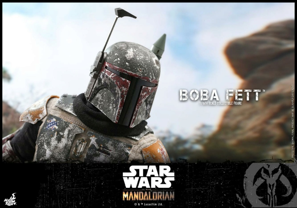Boba Fett - The Mandalorian - 1/6th - Hot Toys Boba_m51