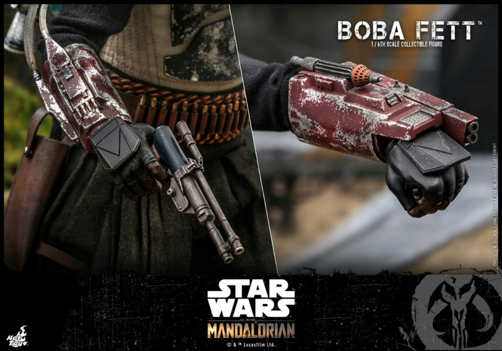 Boba Fett - The Mandalorian - 1/6th - Hot Toys Boba_m55