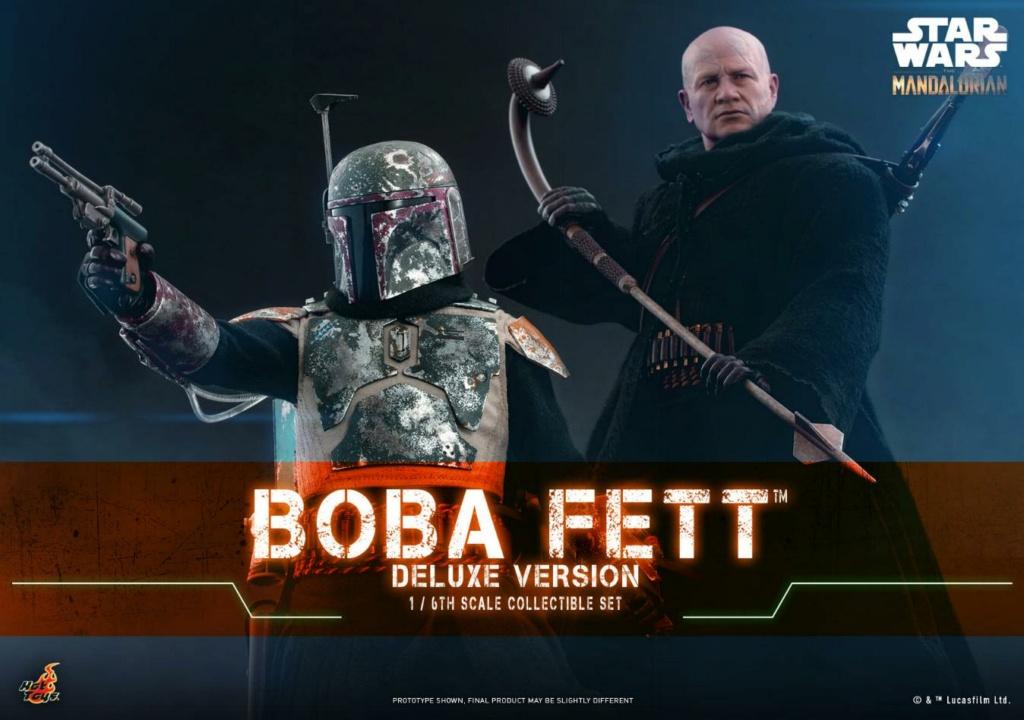 Boba Fett (Deluxe) - The Mandalorian - 1/6th - Hot Toys Boba_m57