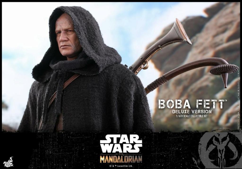 Boba Fett (Deluxe) - The Mandalorian - 1/6th - Hot Toys Boba_m58