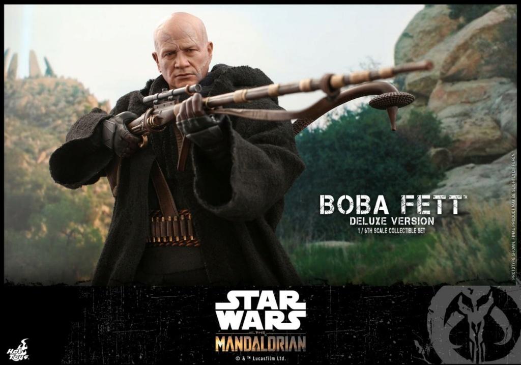 Boba Fett (Deluxe) - The Mandalorian - 1/6th - Hot Toys Boba_m60