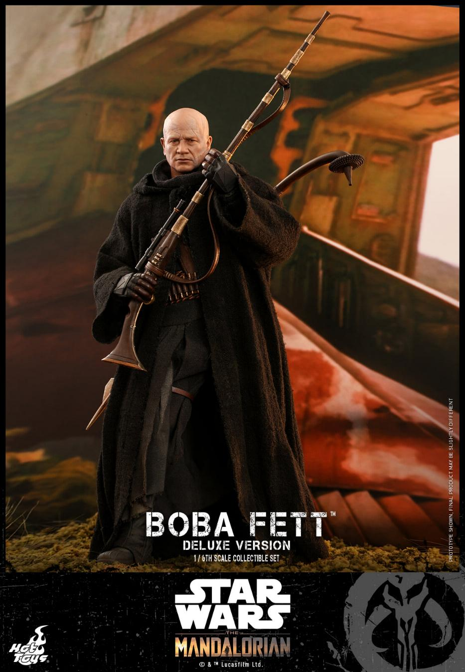 Boba Fett (Deluxe) - The Mandalorian - 1/6th - Hot Toys Boba_m61