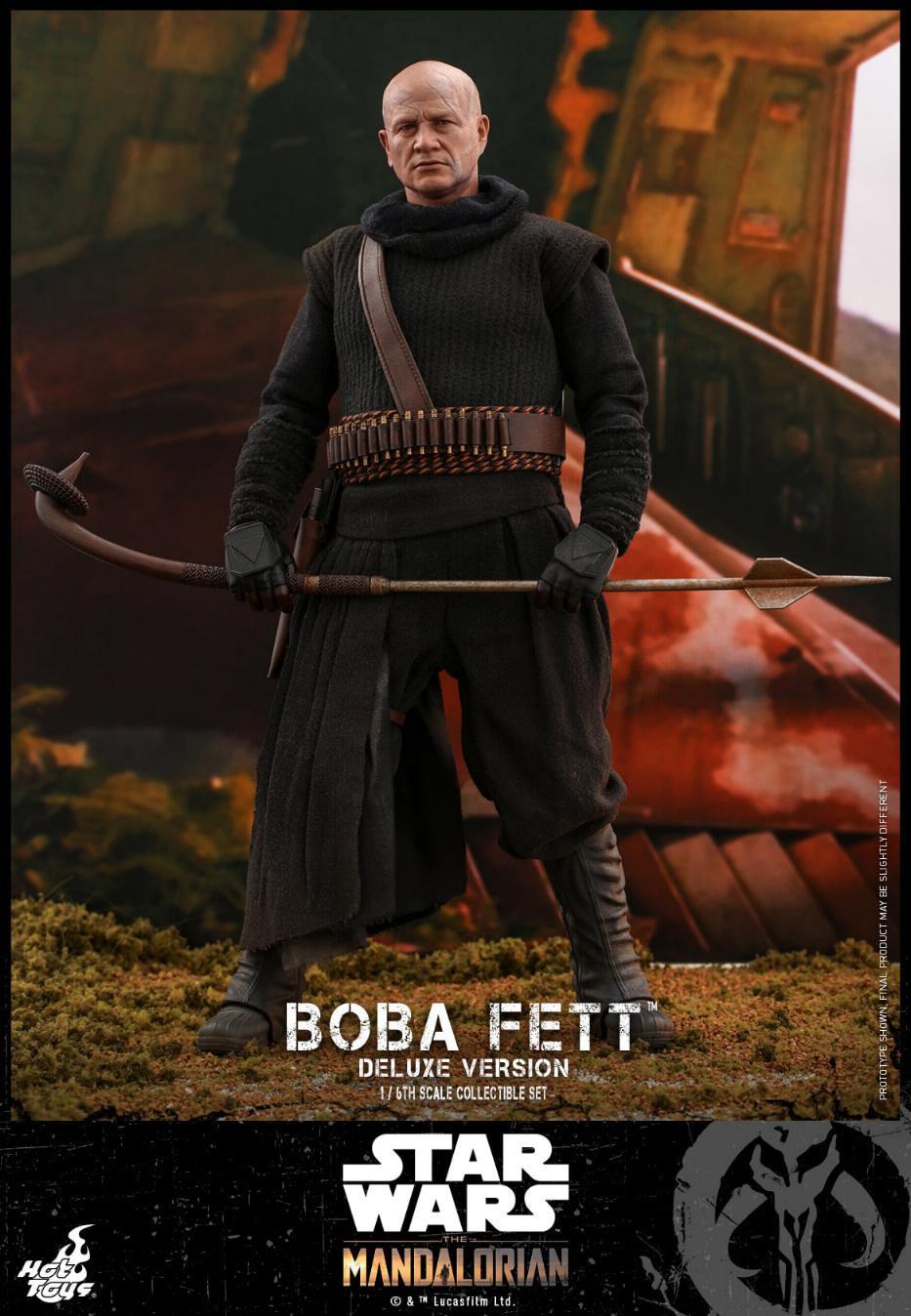 Boba Fett (Deluxe) - The Mandalorian - 1/6th - Hot Toys Boba_m62