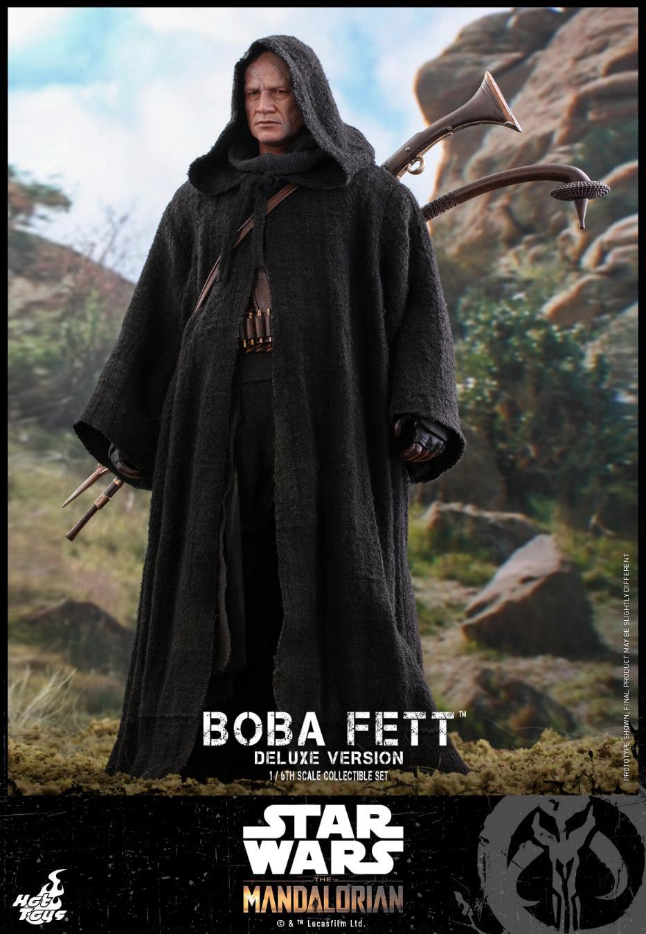 Boba Fett (Deluxe) - The Mandalorian - 1/6th - Hot Toys Boba_m63