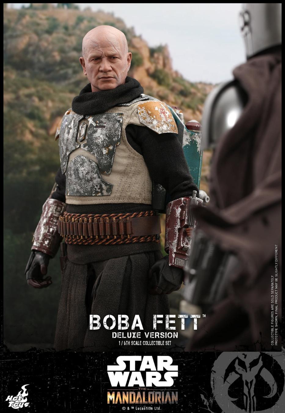 Boba Fett (Deluxe) - The Mandalorian - 1/6th - Hot Toys Boba_m65