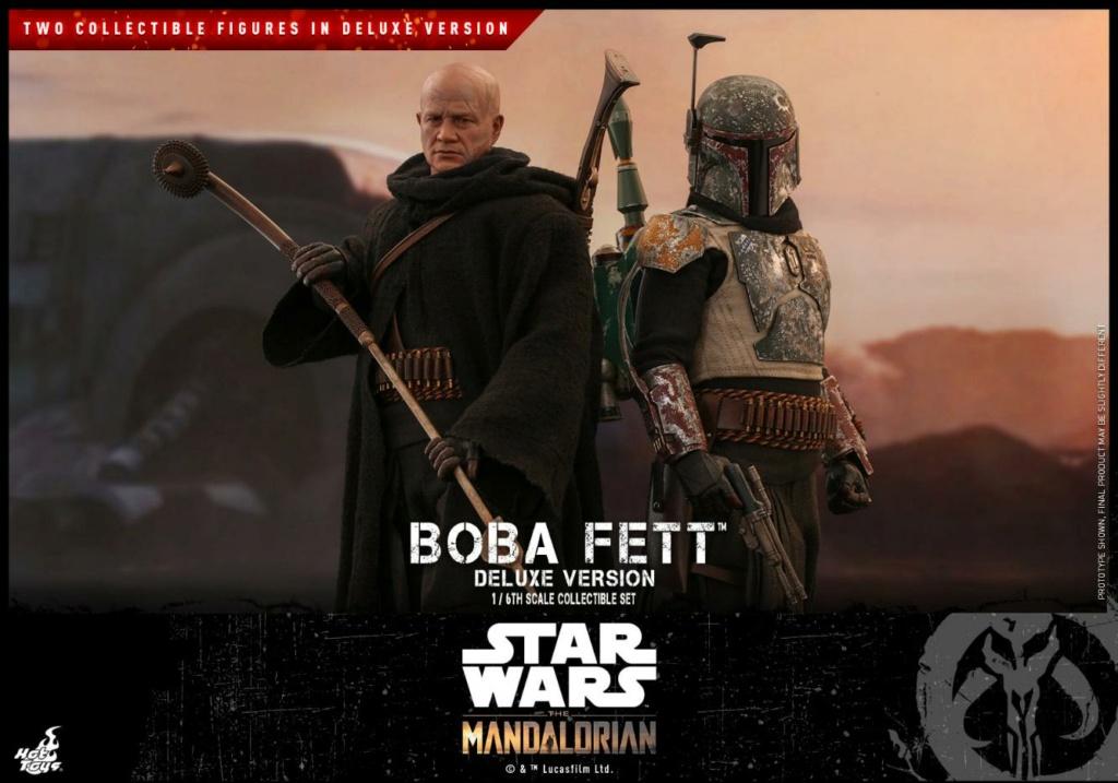 Boba Fett (Deluxe) - The Mandalorian - 1/6th - Hot Toys Boba_m70