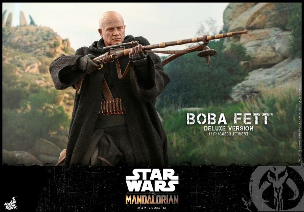 Boba Fett (Deluxe) - The Mandalorian - 1/6th - Hot Toys Boba_m73