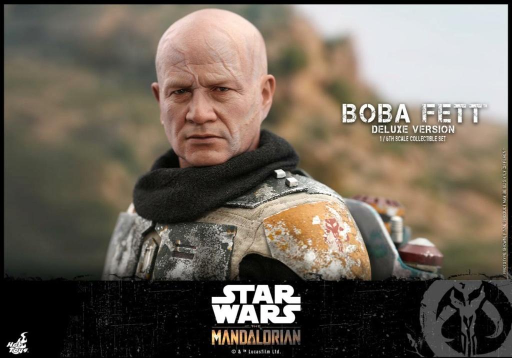 Boba Fett (Deluxe) - The Mandalorian - 1/6th - Hot Toys Boba_m77