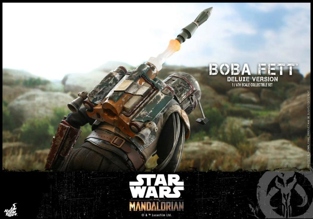 Boba Fett (Deluxe) - The Mandalorian - 1/6th - Hot Toys Boba_m78