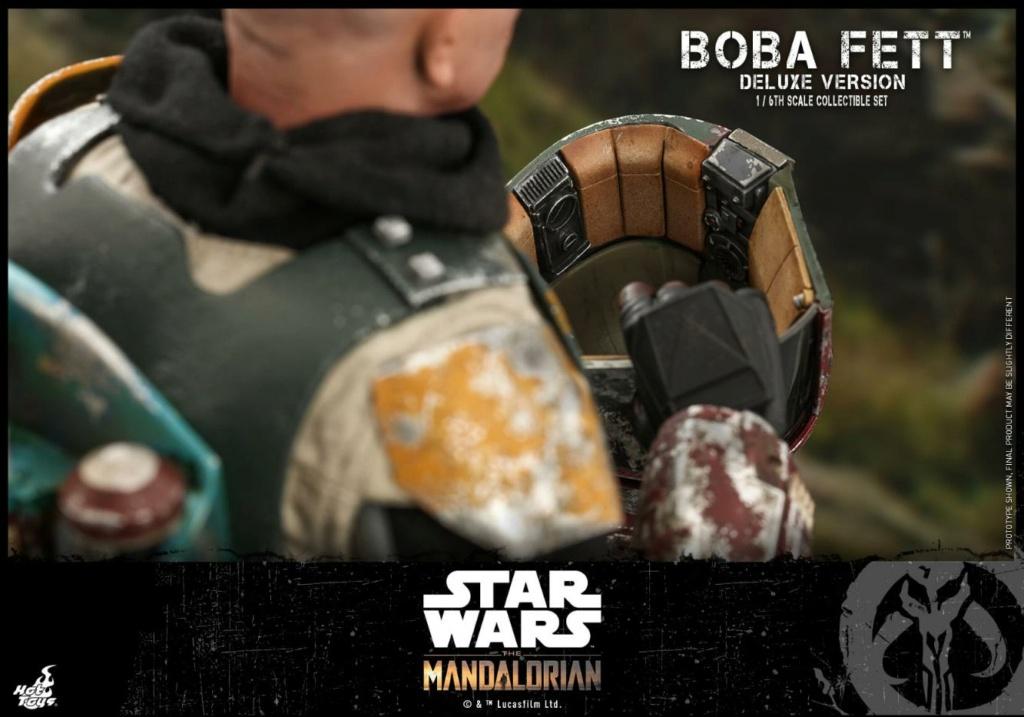 Boba Fett (Deluxe) - The Mandalorian - 1/6th - Hot Toys Boba_m79