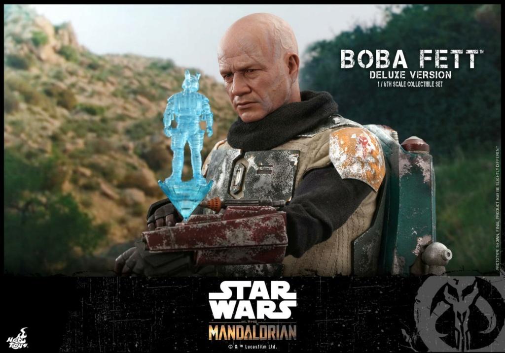 Boba Fett (Deluxe) - The Mandalorian - 1/6th - Hot Toys Boba_m80