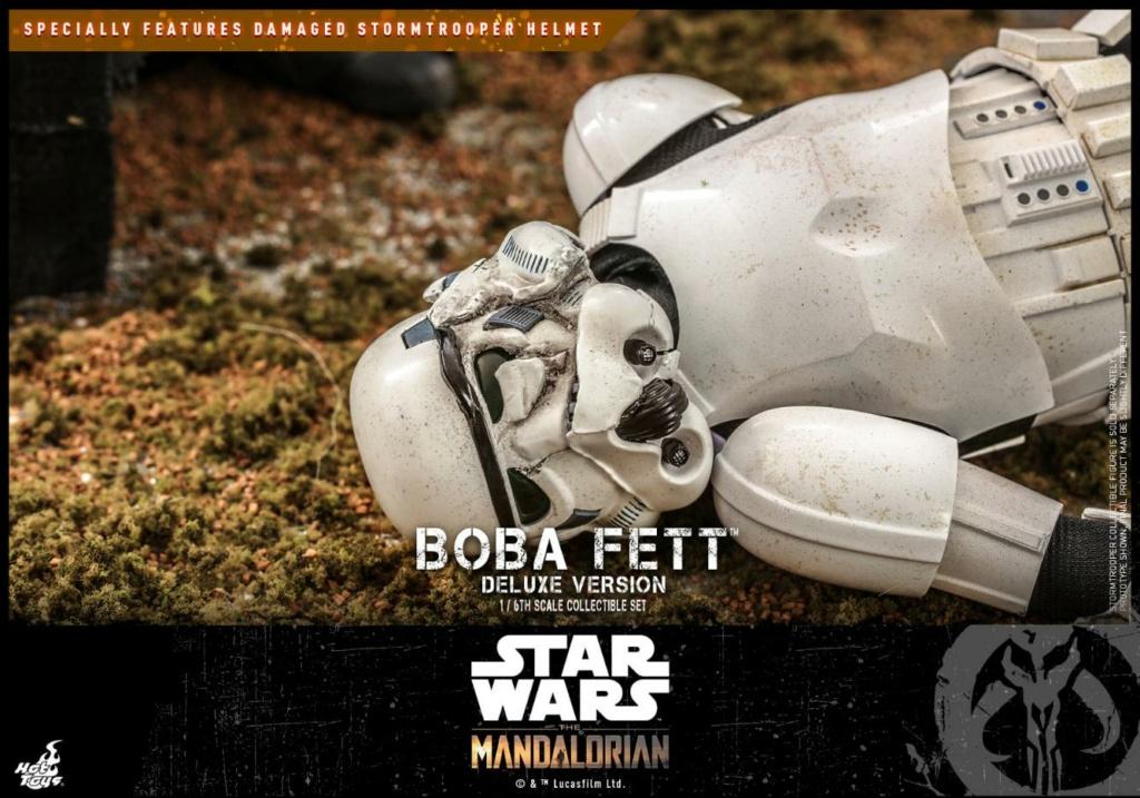 Boba Fett (Deluxe) - The Mandalorian - 1/6th - Hot Toys Boba_m81
