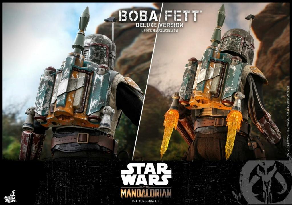 Boba Fett (Deluxe) - The Mandalorian - 1/6th - Hot Toys Boba_m83