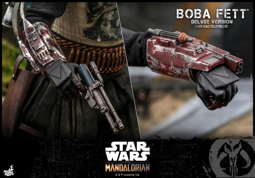 Boba Fett (Deluxe) - The Mandalorian - 1/6th - Hot Toys Boba_m84