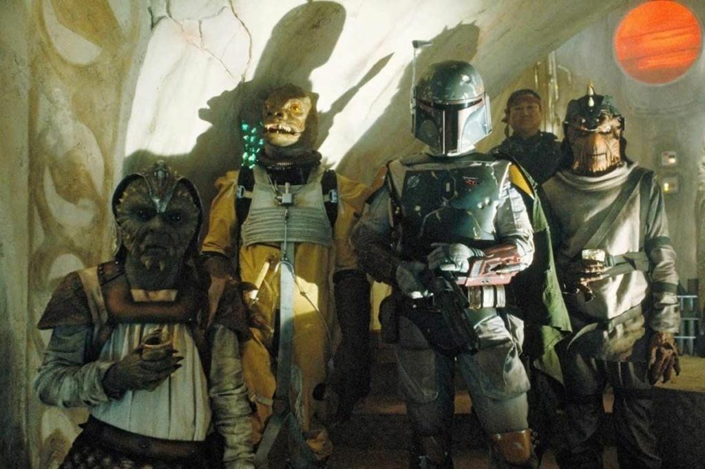 Star Wars The Book Of Boba Fett : Les RUMEURS de la série Bossk10