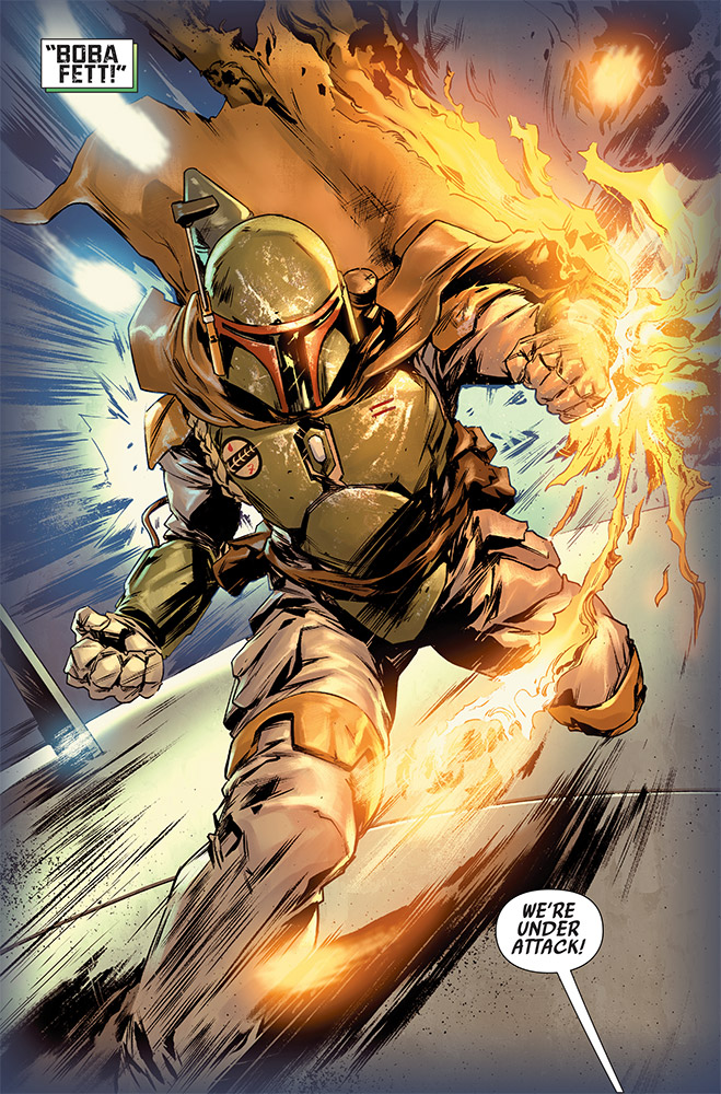 Star Wars BOUNTY HUNTERS - MARVEL Bounty17
