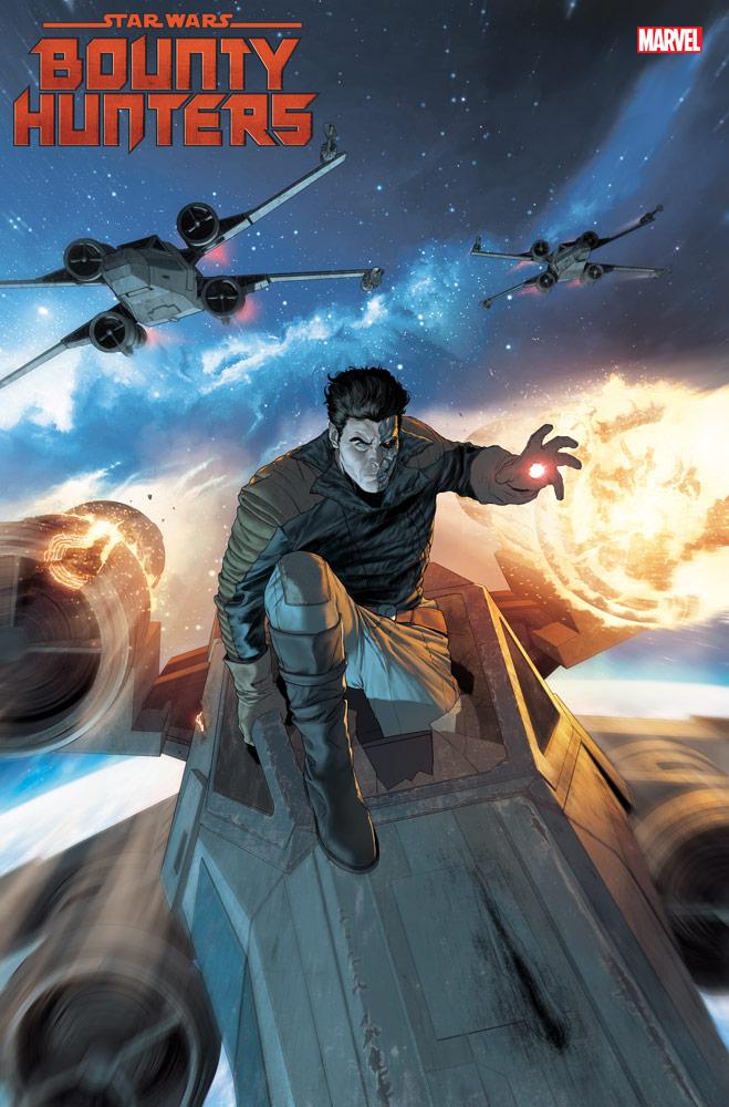 Star Wars BOUNTY HUNTERS - MARVEL Bounty33