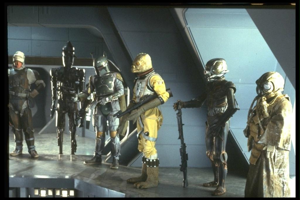 Star Wars The Book Of Boba Fett : Les RUMEURS de la série Bounty43