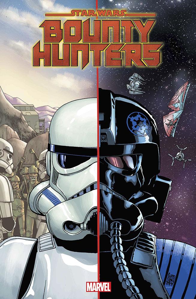 Star Wars BOUNTY HUNTERS - MARVEL Bounty54