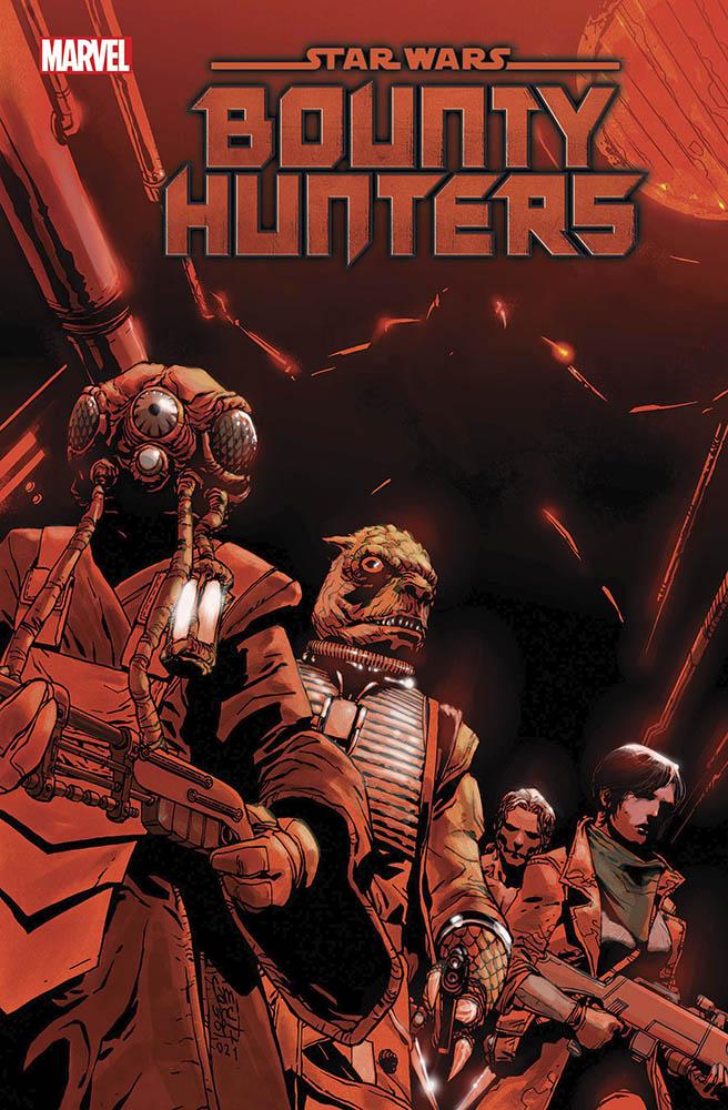Star Wars BOUNTY HUNTERS - MARVEL Bounty55