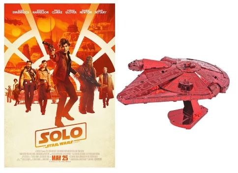 Solo - DVD Blu Ray Star Wars Solo A Star Wars Story  Br0310