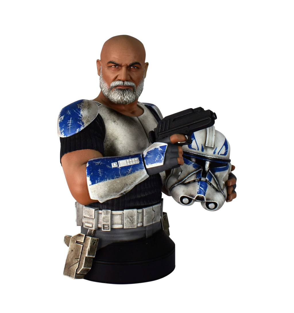 Captain Rex Deluxe Mini Bust Star Wars Rebels - Gentle Giant Captai10