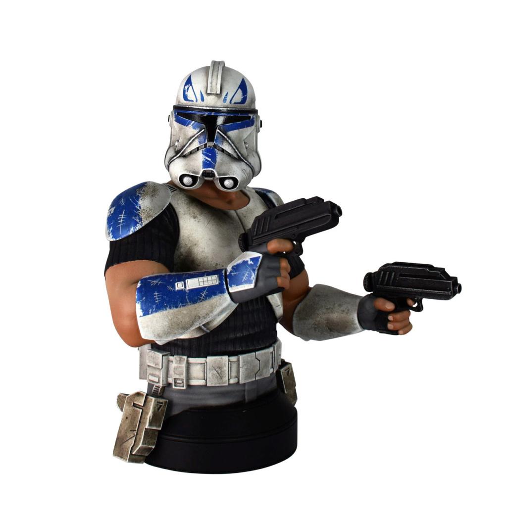 Captain Rex Deluxe Mini Bust Star Wars Rebels - Gentle Giant Captai11