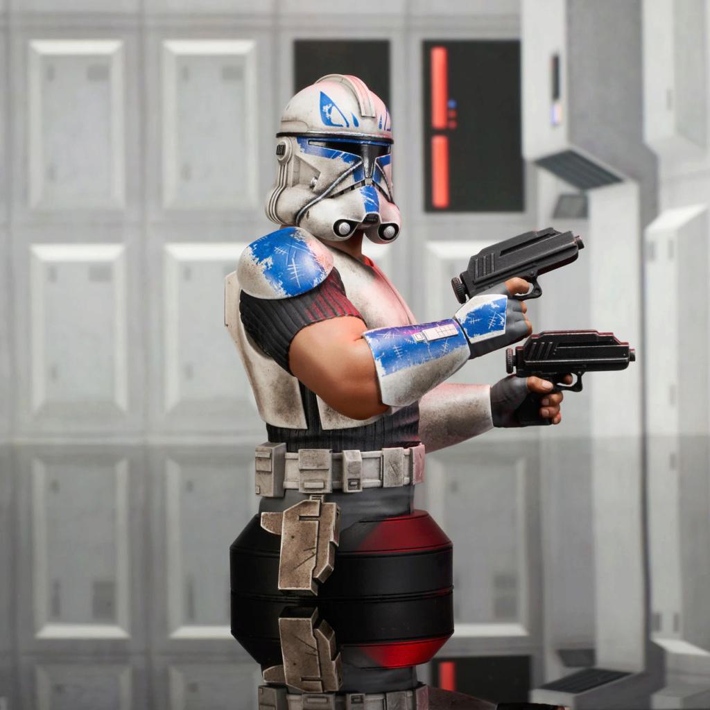 Captain Rex Deluxe Mini Bust Star Wars Rebels - Gentle Giant Captai15