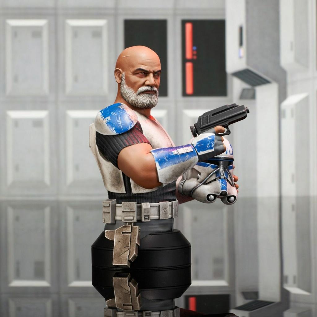 Captain Rex Deluxe Mini Bust Star Wars Rebels - Gentle Giant Captai16