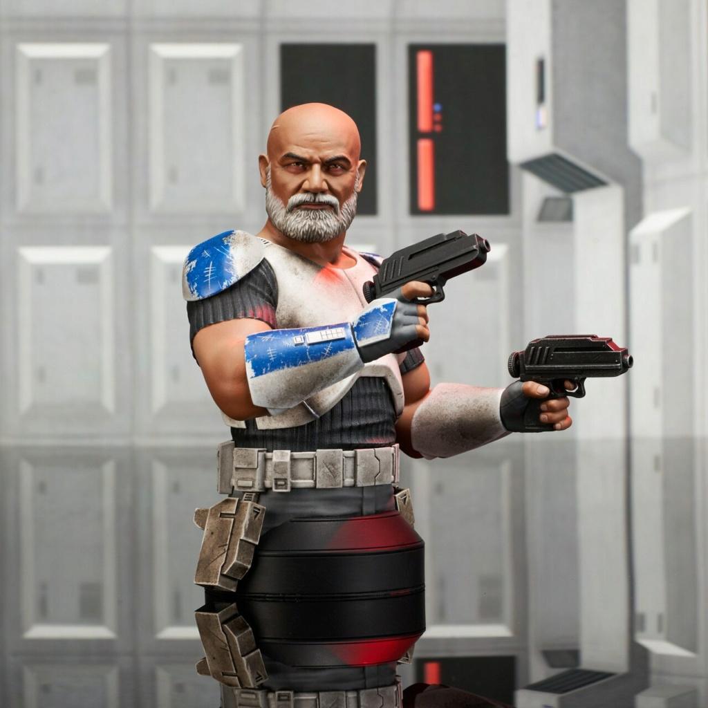 Captain Rex Deluxe Mini Bust Star Wars Rebels - Gentle Giant Captai17