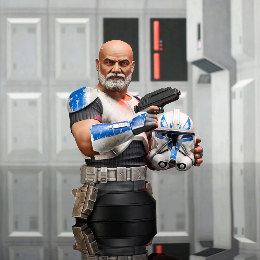 Captain Rex Deluxe Mini Bust Star Wars Rebels - Gentle Giant Captai18