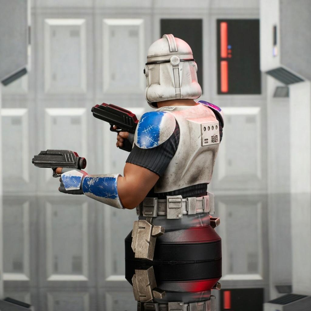 Captain Rex Deluxe Mini Bust Star Wars Rebels - Gentle Giant Captai19