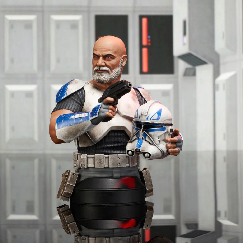 Captain Rex Deluxe Mini Bust Star Wars Rebels - Gentle Giant Captai20
