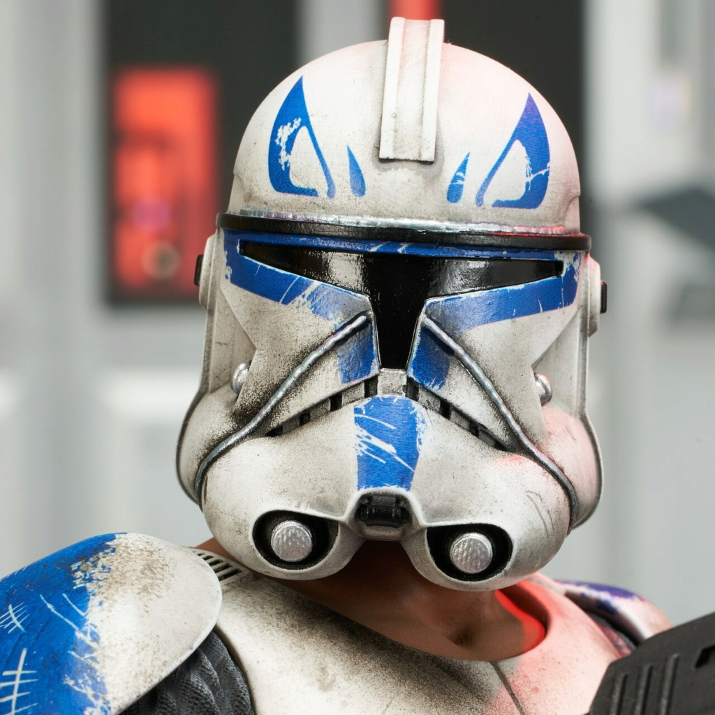 Captain Rex Deluxe Mini Bust Star Wars Rebels - Gentle Giant Captai21
