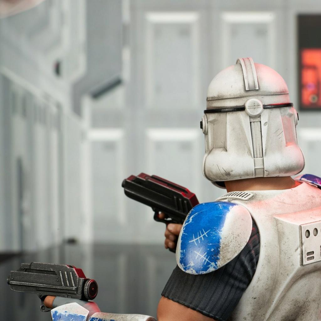 Captain Rex Deluxe Mini Bust Star Wars Rebels - Gentle Giant Captai23