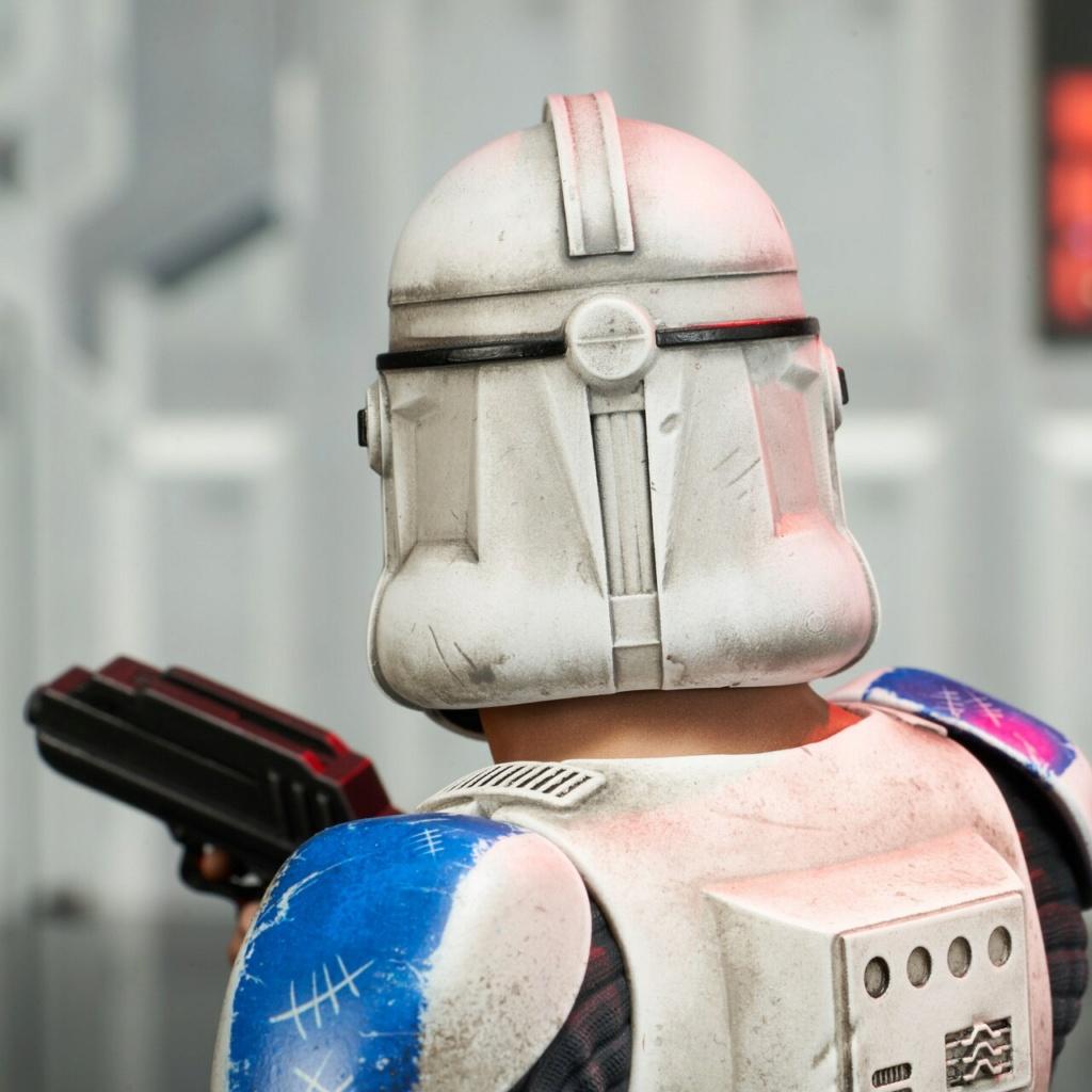 Captain Rex Deluxe Mini Bust Star Wars Rebels - Gentle Giant Captai24