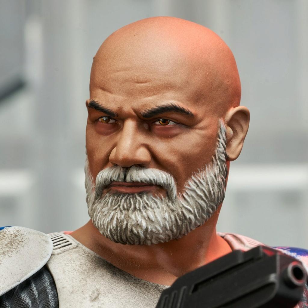 Captain Rex Deluxe Mini Bust Star Wars Rebels - Gentle Giant Captai28