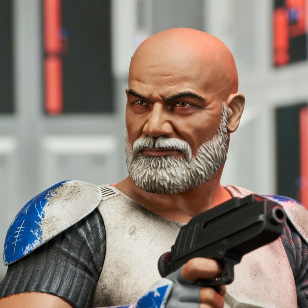 Captain Rex Deluxe Mini Bust Star Wars Rebels - Gentle Giant Captai29