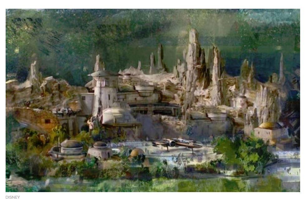 Star Wars à DisneyLand Paris Captur31